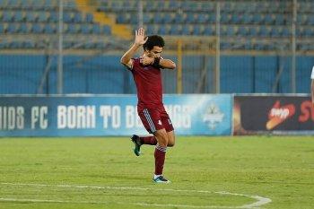 عمر جابر  يحسم مصيره من اللعب للأهلي
