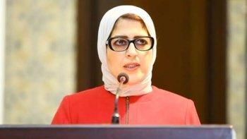 هالة زايد تكشف  بيان وزارة الصحة اليوم الخميس 9 أبريل 2020  و إصابة أطباء مستشفى الزيتون
