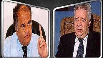ممدوح عباس يقلب تويتر بيقصف جبهة مرتضي منصور بعد إستعادة عضوية الزمالك