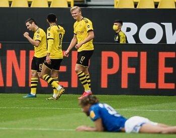 14 إصابة دفعة واحدة في الدوري الألماني .. والاتحاد الإيطالي يحدد 20 أغسطس لنهاية الموسم .. وتشيلسي يمدد عقد جيرو