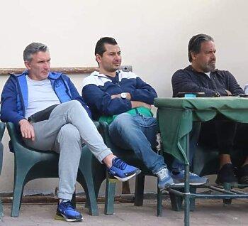 كارتيرون يكشف توقعاته لمباراة الرجاء المغربي