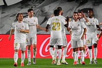 ريال مدريد ضد إسبانيول في موقعة حسم الدوري الإسباني .. تعرف على مواعيد مباريات اليوم والقنوات الناقلة