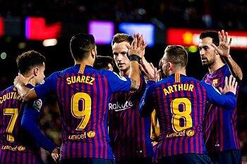 برشلونة ضد اتليتكو مدريد .. مواجهة من العيار الثقيل لحسم لقب الليجا .تعرف على موعد المباراة