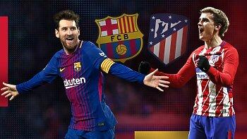 برشلونة ضد أتلتيكو مدريد | تعرف على التشكيل المتوقع وموعد قمة الفريقين في الليجا