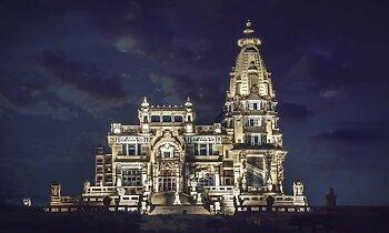 كل ما تريد أن تعرفه عن قصر البارون تعرف على اسعار التذاكر وقصة الأشباح
