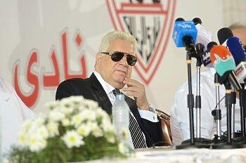 مرتضى منصور يعلن عن مفاجأة لجماهير الزمالك تعرف على التفاصيل