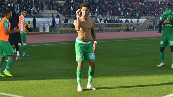 """الرجاء المغربي يكشف لـ""""أخبار الزمالك"""" ملعب نهائي افريقيا وتطورات أزمة حميد أحداد"""