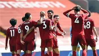 ليفربول يعلن موعد وملعب الاحتفال بتتويح الدوري فى هذا اللقاء تعرف على التفاصيل