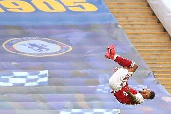 آرسنال بطل كأس  الاتحاد الإنجليزي بعد تدمير تشيلسي