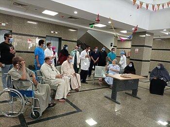 بيان وزارة الصحة اليوم  . تعرف على اعداد المصابين بفيروس كورونا وحالات الوفاة .ارقام مبشرة بالخير