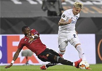 مانشستر يونايتد يتأهل إلى قبل نهائي الدورى الأوروبي في الوقت القاتل وانتر ميلان يطيح ليفركوزن