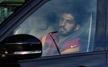 لويس سواريز يودع برشلونة بالدموع والاتحاد الأوروبي يصدم ميسي ورونالدو