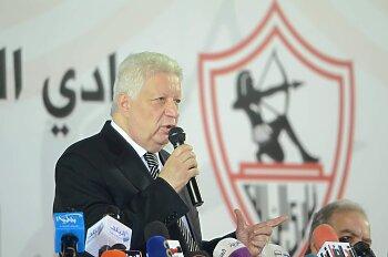 تعليق مرتضي منصور على عودة الزمالك بالفوز من المغرب