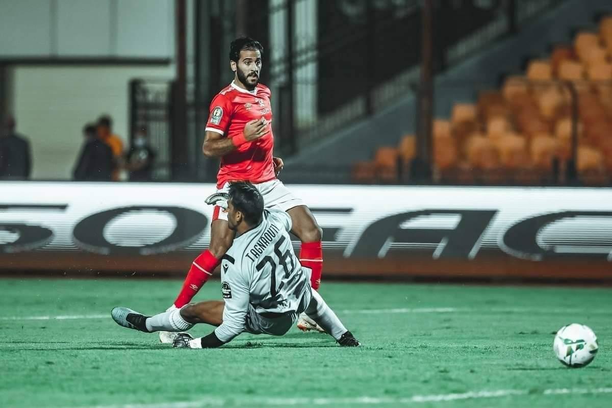 الأهلي يهزم الوداد المغربي ويتأهل إلى نهائي إفريقيا