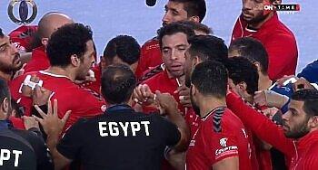 يد مصر 2021  فى دور الثمانية وعدينا من سلوفينيا