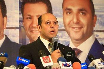 يقصف جبهة مرتضي منصور..احمد سليمان يتحدث عن مديونيات الزمالك ويؤكد واحنا فى غنى عن صراع الإنتخابات