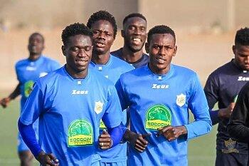 نكشف اخطر 4 لاعببن فى فريق توجيث السنغالي . الكاف يرفض طلب الزمالك ويغرمه ماليا