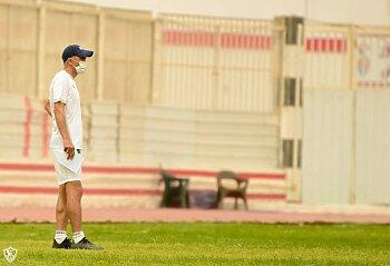 من الزمالك الى كارتيرون: أنت رئيس جمهورية فريق الكرة .. وجلسة خاصة مع زيزو