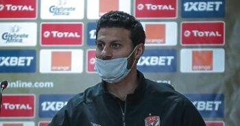عاجل .. تعرف على موقف محمد الشناوي النهائي من اللحاق بالقمة