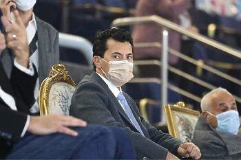 وزير الرياضة يتعرض لحادث سير أثناء توجهه إلى محافظة البحيرة ..رئيس الزمالك يتواصل مع صبحي