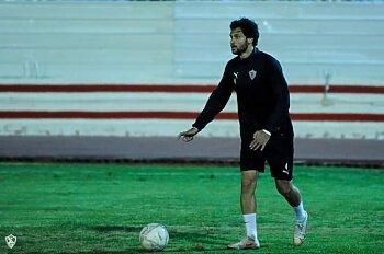 العناية الإلهية تنقذ محمود علاء .. نكشف تفاصيل الحادثة الذى تعرض له نجم الزمالك