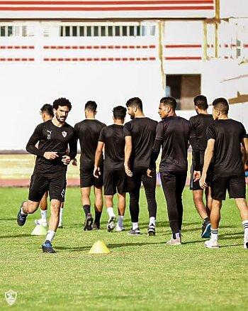 عااااجل كارتيرون يعلن قائمة الزمالك باستبعاد خمس لاعبين وعودة قاهر الاهلي