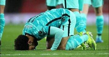 ليفربول يكتسح مانشستر يونايتد وصلاح يسجل . بروسيا درتموند بطل كأس المانيا وريال مدريد يلاحق اتليتكو مدريد بفوز خارج الديار