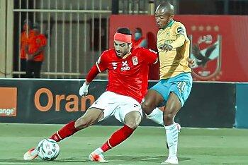 صن داونز لعب والاهلي كسب في دوري أبطال أفريقيا