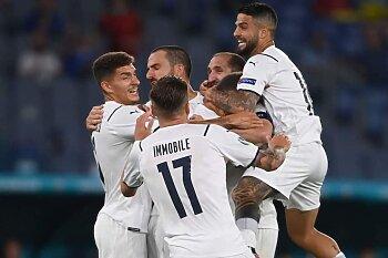 ايطاليا  تدمر تركيا فى افتتاح بطولة اوروبا  ..الامارات تكتسح اندونسيا ..