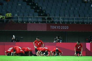 ربع نهائي الأولمبياد .. مصر في مواجهة البرازيل والفائز ينتظر المتأهل من قمة كوريا والمكسيك